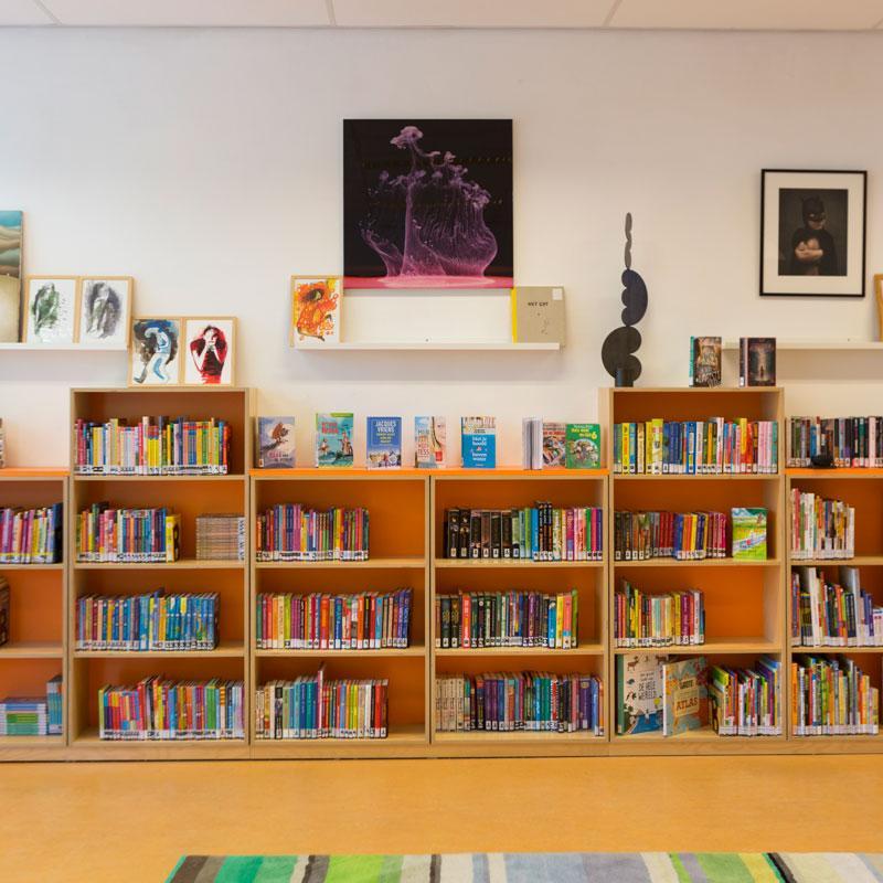 Bibliotheek Dok: de Vindplaats
