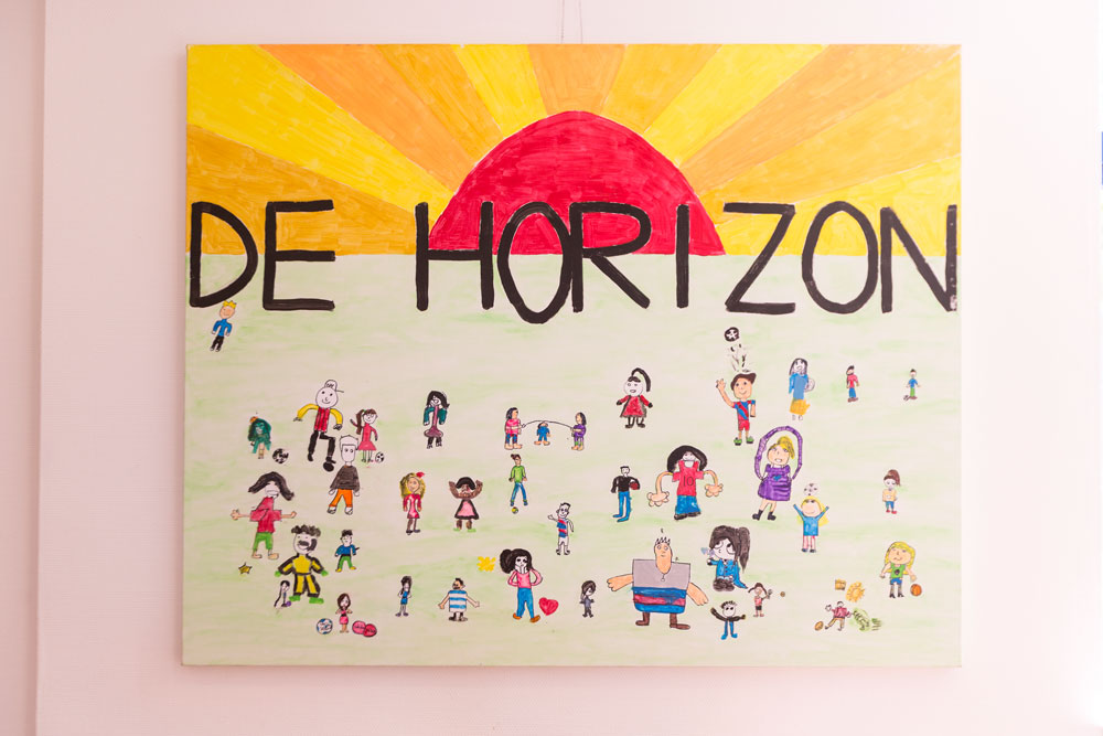 De Horizon als Community School