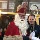 Sinterklaas op de Brahmslaan